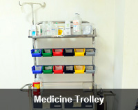 Medical Trolley